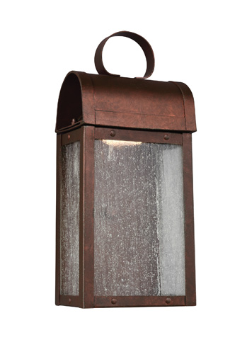 Sea Gull Lighting - Small LED Outdoor Wall Lantern - 8514891S-44