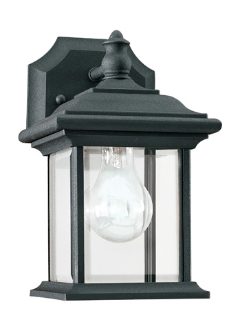 Sea Gull Lighting - One Light Outdoor Wall Lantern - 85200-12