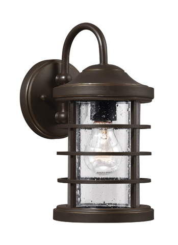 Sea Gull Lighting - One Light Outdoor Wall - 8524401-71