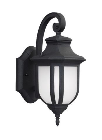 Sea Gull Lighting - Small One Light Outdoor Wall Lantern - 8536301BLE-12