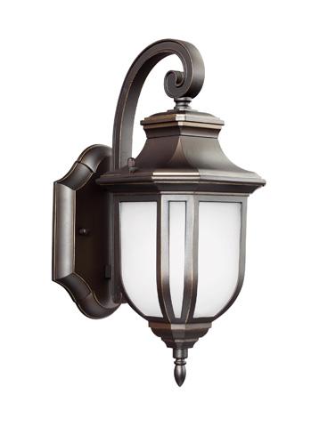 Sea Gull Lighting - Small One Light Outdoor Wall Lantern - 8536301BLE-71