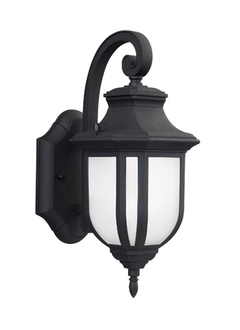 Sea Gull Lighting - Small LED Outdoor Wall Lantern - 8536391S-12
