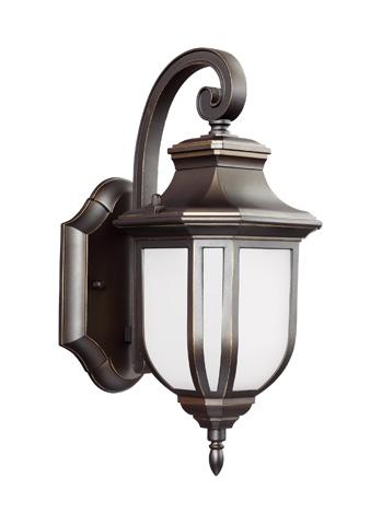 Sea Gull Lighting - Small LED Outdoor Wall Lantern - 8536391S-71