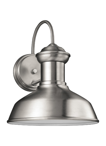 Sea Gull Lighting - Small One Light Outdoor Wall Lantern - 8547701-04