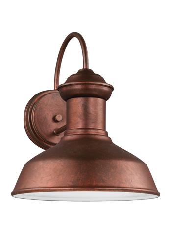 Sea Gull Lighting - Small One Light Outdoor Wall Lantern - 8547701BLE-44