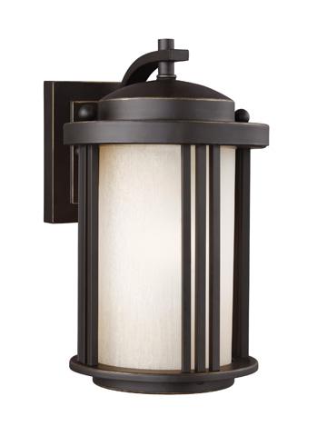 Sea Gull Lighting - Small One Light Outdoor Wall Lantern - 8547901-71