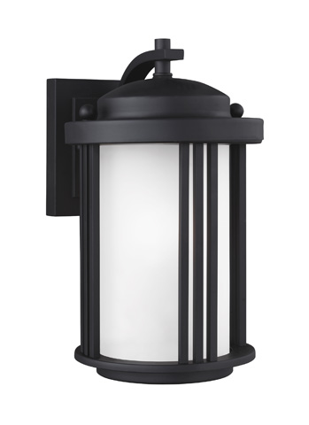 Sea Gull Lighting - Small One Light Outdoor Wall Lantern - 8547901BLE-12