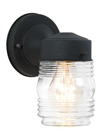 Sea Gull Lighting - One Light Outdoor Wall Lantern - 8550-12