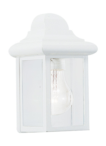 Sea Gull Lighting - One Light Outdoor Wall Lantern - 8588-15
