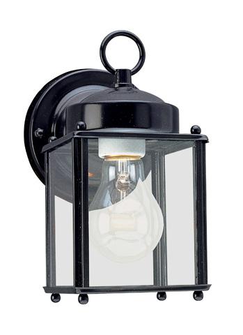 Sea Gull Lighting - One Light Outdoor Wall Lantern - 8592-12