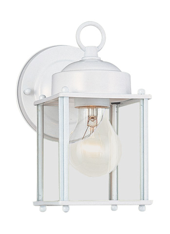 Sea Gull Lighting - One Light Outdoor Wall Lantern - 8592-15