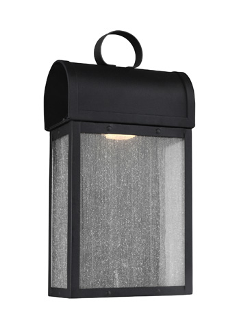 Sea Gull Lighting - Medium LED Outdoor Wall Lantern - 8614891S-12