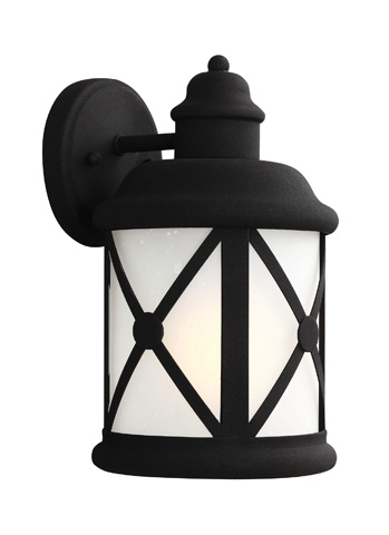 Sea Gull Lighting - Medium One Light Outdoor Wall Lantern - 8621401BLE-12