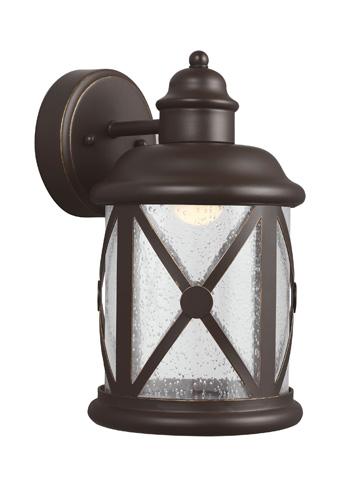 Sea Gull Lighting - Medium LED Outdoor Wall Lantern - 8621492S-71