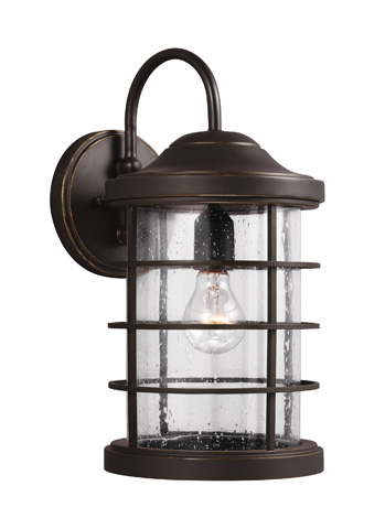Sea Gull Lighting - One Light Outdoor Wall - 8624401-71