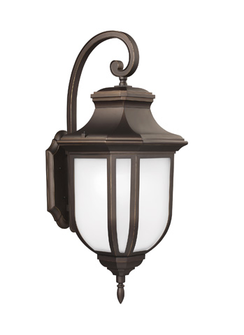 Sea Gull Lighting - Medium One Light Outdoor Wall Lantern - 8636301BLE-71