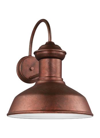 Sea Gull Lighting - Large One Light Outdoor Wall Lantern - 8647701BLE-44