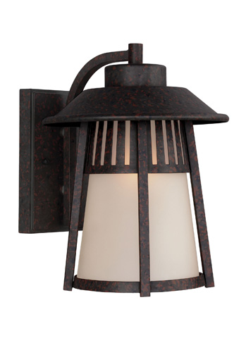 Sea Gull Lighting - Large One Light Outdoor Wall Lantern - 8711701BLE-746