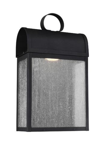 Sea Gull Lighting - Large LED Outdoor Wall Lantern - 8714891S-12