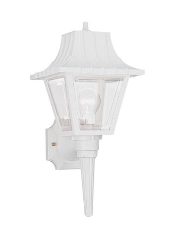 Sea Gull Lighting - One Light Outdoor Wall Lantern - 8720-15