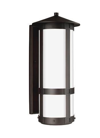 Sea Gull Lighting - Extra Large LED Outdoor Wall Lantern - 8735991S-71