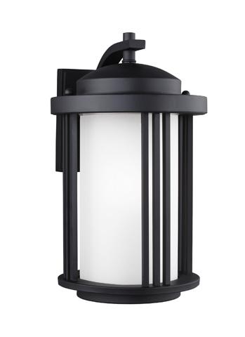 Sea Gull Lighting - Medium One Light Outdoor Wall Lantern - 8747901-12