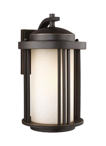 Sea Gull Lighting - Medium One Light Outdoor Wall Lantern - 8747901-71