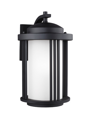 Sea Gull Lighting - Medium One Light Outdoor Wall Lantern - 8747901BLE-12