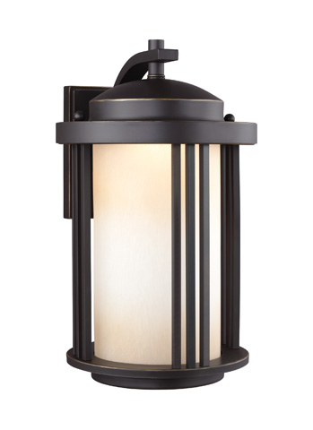 Image of Medium LED Outdoor Wall Lantern