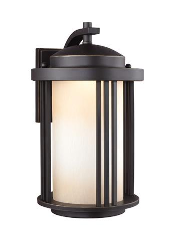 Image of Medium LED Outdoor Wall Lantern
