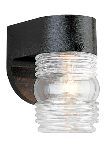Sea Gull Lighting - One Light Outdoor Wall Lantern - 8750-12