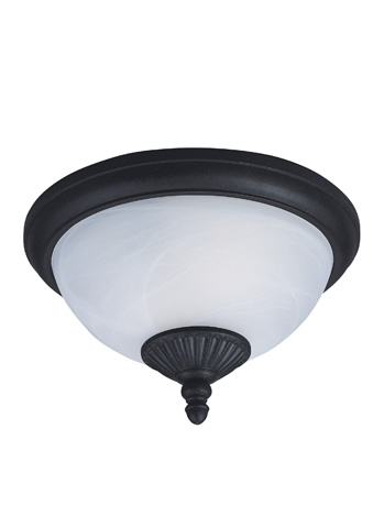 Sea Gull Lighting - Two Light Outdoor Ceiling Flush Mount - 88048-185