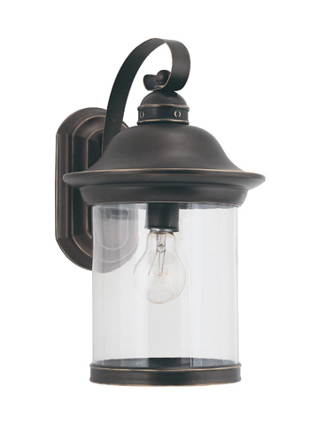 Sea Gull Lighting - One Light Outdoor Wall Lantern - 88082-71
