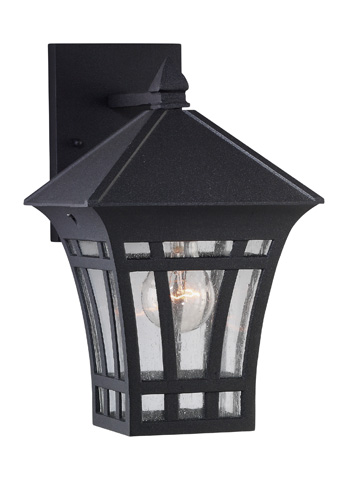 Sea Gull Lighting - One Light Outdoor Wall Lantern - 88132-12