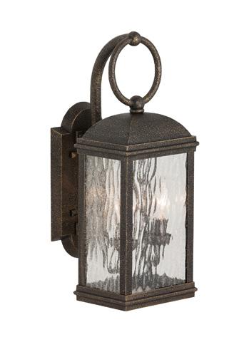 Sea Gull Lighting - Two Light Outdoor Wall Lantern - 88191-802