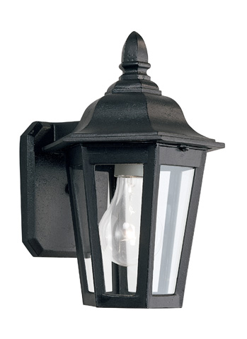 Sea Gull Lighting - One Light Outdoor Wall Lantern - 8822-12