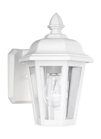 Sea Gull Lighting - One Light Outdoor Wall Lantern - 8822-15