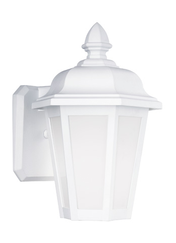 Sea Gull Lighting - Small One Light Outdoor Wall Lantern - 8822BLE-15