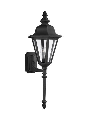 Sea Gull Lighting - One Light Outdoor Wall Lantern - 8823-12