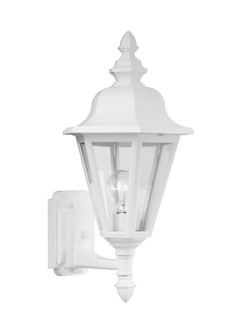 Sea Gull Lighting - One Light Outdoor Wall Lantern - 8824-15