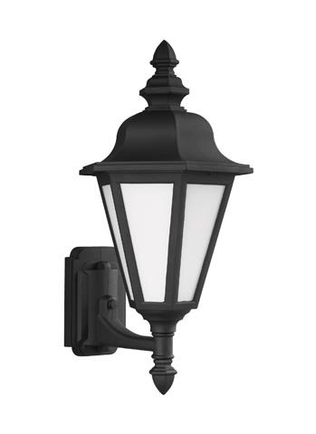 Sea Gull Lighting - Medium Uplight One Light Outdoor Wall Lantern - 8824BLE-12