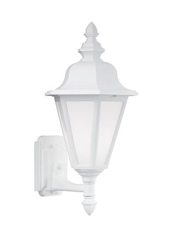 Sea Gull Lighting - Medium Uplight One Light Outdoor Wall Lantern - 8824BLE-15