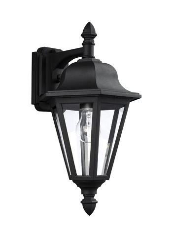 Sea Gull Lighting - One Light Outdoor Wall Lantern - 8825-12
