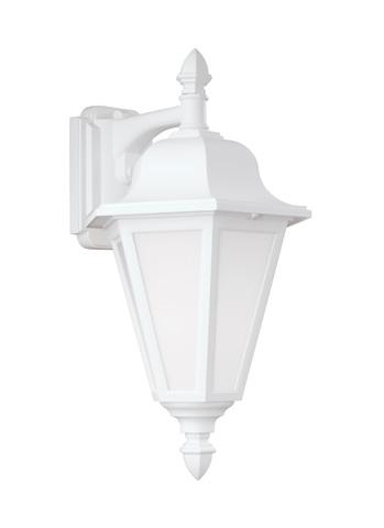 Sea Gull Lighting - Medium Downlight One Light Outdoor Wall Lantern - 8825BLE-15