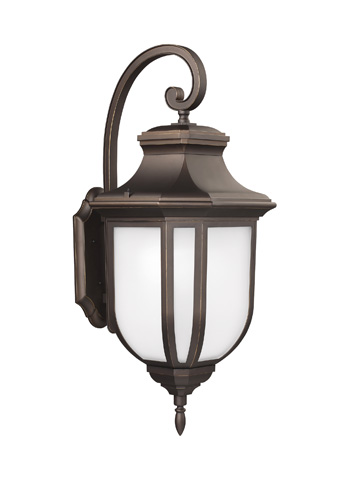 Sea Gull Lighting - Extra Large Two Light Outdoor Wall Lantern - 8836302-71