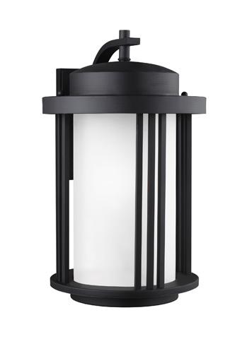 Sea Gull Lighting - Large One Light Outdoor Wall Lantern - 8847901-12