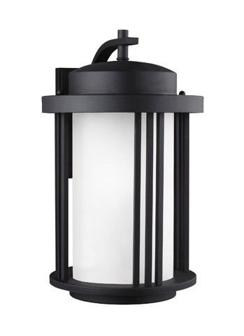 Sea Gull Lighting - Large One Light Outdoor Wall Lantern - 8847901BLE-12