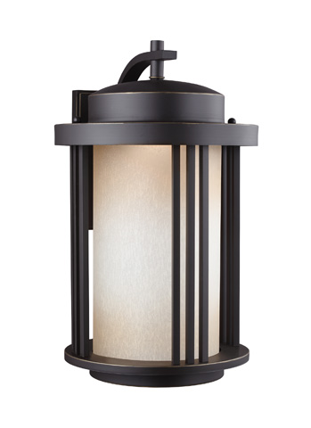 Sea Gull Lighting - Large LED Outdoor Wall Lantern - 8847991S-71