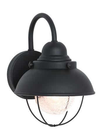 Sea Gull Lighting - One Light Outdoor Wall Lantern - 8870-12