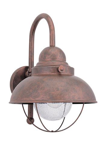 Sea Gull Lighting - One Light Outdoor Wall Lantern - 8871-44